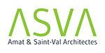LOGO asva-architectes