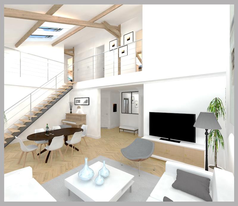 fb-archi-faisabilite-creation-duplex-courbevoie-sejour-vue-2