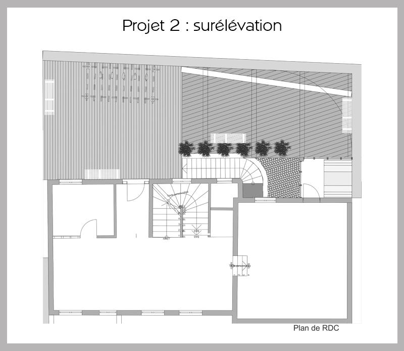 fb-archi-diapo-faisabilite-surelevation-bureaux-rue-monier-paris-plan-rdc
