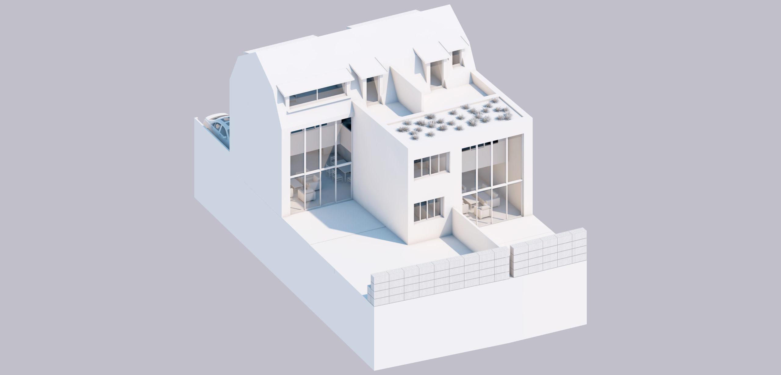Bienvenue sur le site de Florian Boucher Architecture